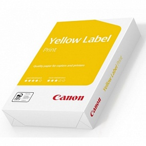 "Canon Yellow Label Print Бумага (кл. ""С"") ф. А3 80 г/м2 бел. 146-CIE 500 л, (6821B002)"